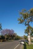 Adolfo Street, Camarillo, CA Imágenes de archivo libres de regalías