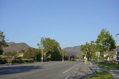 Adolfo Street, Camarillo, CA Royalty Free Stock Photo