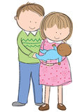 Adopción libre illustration