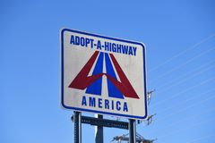 Adopt-A-Highway America. The Adopt-a-Highway program, and the very similar Sponsor-a-Highway, are promotional campaigns undertaken by U.S. states, provinces and stock photo