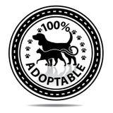 100% adoptable majcher Royalty Ilustracja