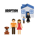 Adoption agency Stock Photos