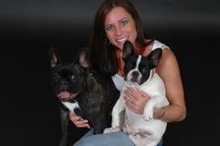 Adoption d'animal familier Image libre de droits