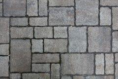 Adoquín, piedra de pavimentación Imagen de archivo