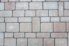 Adoquín, piedra de pavimentación Fotos de archivo