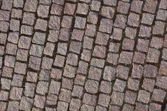 Adoquín, piedra de pavimentación Fotografía de archivo