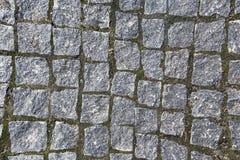 Adoquines del pavimento Foto de archivo