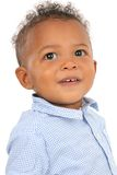 Adorable African American Boy Stock Photography