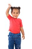 Adorable african baby Royalty Free Stock Photos