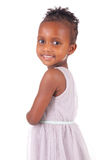 Adorable african little girl Royalty Free Stock Images