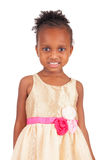 Adorable african little girl Stock Image