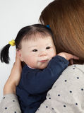 Adorable asian Baby Royalty Free Stock Images