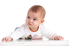 Adorable baby Stock Photos
