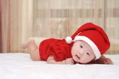 An adorable baby Stock Photography