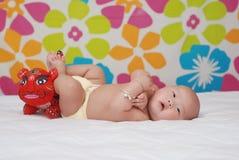 An adorable baby Stock Photos