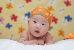 An adorable baby Stock Image