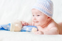 Adorable baby Royalty Free Stock Photography