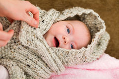 Adorable baby Stock Photos