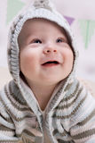 Adorable baby boy Royalty Free Stock Images