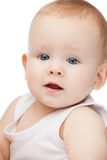 Adorable baby boy Stock Photo