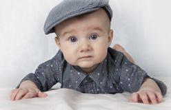 Adorable baby boy Stock Photo