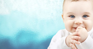 Adorable baby Royalty Free Stock Image