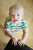 Adorable baby girl portrait Royalty Free Stock Photography
