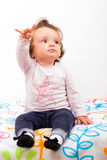 Adorable baby Stock Photo