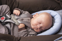 Adorable Baby Sleeping Royalty Free Stock Photography