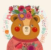 Adorable bear Stock Photo