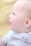 Adorable Blue Eyed Baby Boy Royalty Free Stock Photos