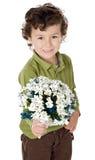 Adorable boy Stock Image