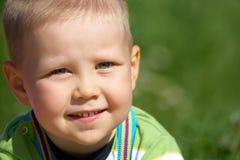 Adorable  boy Royalty Free Stock Photography