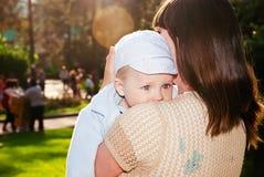Adorable boy Stock Photography