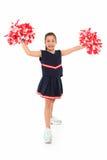 Adorable Cheerleader Royalty Free Stock Photo