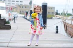 Adorable, chica joven Imagen de archivo libre de regalías