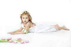 Adorable child Stock Image