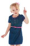 Adorable child Royalty Free Stock Photos