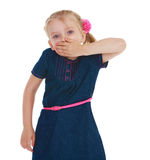 Adorable child Royalty Free Stock Photography
