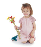 Adorable child Royalty Free Stock Image