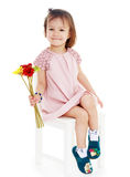 Adorable child Stock Images