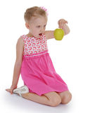 Adorable child Royalty Free Stock Images