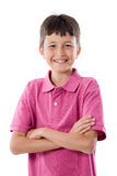 Adorable child smiling Stock Photography