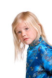 Adorable four year old Stock Images