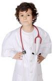 Adorable future doctor Royalty Free Stock Photos