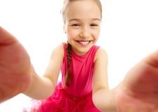 Adorable girl Royalty Free Stock Photos