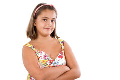 Adorable girl Royalty Free Stock Images