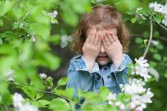 Adorable girl Stock Photography