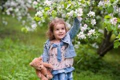 Adorable girl Stock Photos