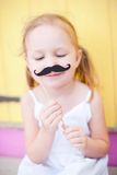 Adorable girl at party Royalty Free Stock Photo